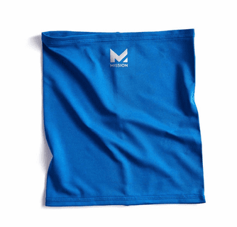 Mission Youth Cooling Neck Gaiter/Face Cover