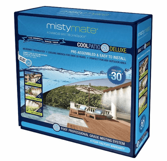 Misty Mate Cool Patio 20 Deluxe Misting System