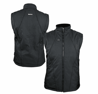 Mobile Warming 12V Men's Dual Power Heated Vest