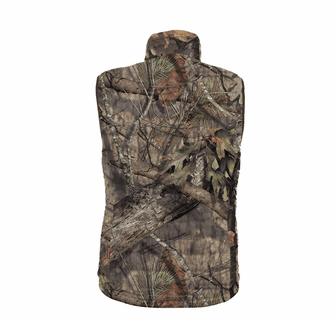 Mobile Warming 12V Men's Summit Heated Vest - Mossy Oak Country