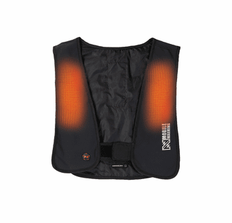 Mobile Warming 3.7V Unisex Smart Thawdaddy Bluetooth Heated Vest - 2019 Model