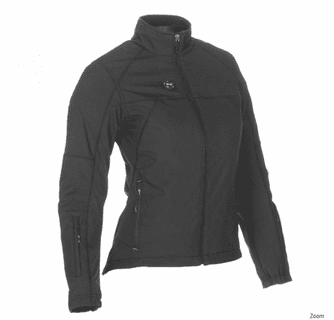 Mobile Warming Dual Power Women's Heated Jacket - 12 Volt