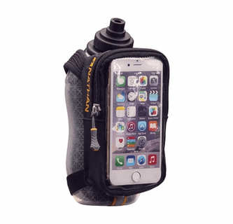 Nathan SpeedView Insulated 18oz Handheld Flask