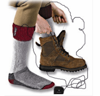 Nordic Gear Battery Heated Lectra Sox - Wader