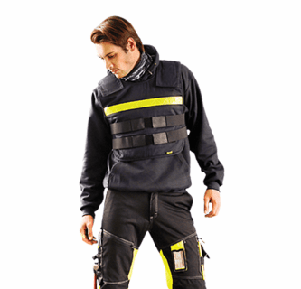 Occunomix MiraCool Classic FR Phase Change Cooling Vest & Packs HRC 1
