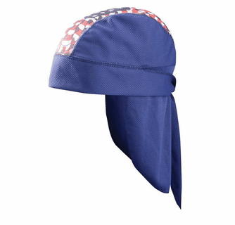 Occunomix Tuff & Dry Wicking and Cooling Extended Neck Shade Skull Cap