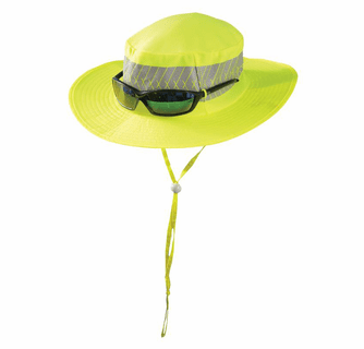 Occunomix Tuff & Dry Wicking and Cooling Ranger Hat with Sunglasses Holders