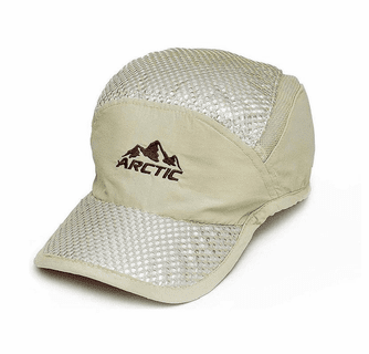 Ontel Arctic Cap Evaporative Cooling Cap with UV Protection
