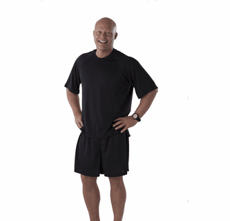 Performance Sleepwear Wicking Men's Super T