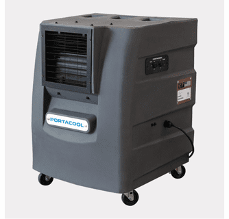 Portacool Cyclone 120 Portable Evaporative Cooler for 500 sq. ft.