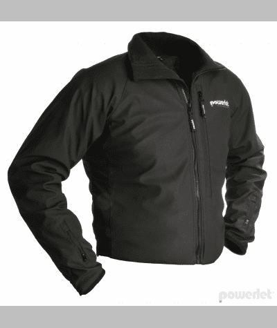 Powerlet Heated Jacket Liner With 5 Position Temperature Controller