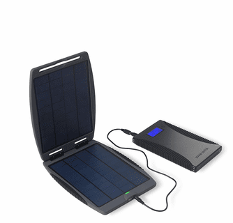 Powertraveller Powergorilla Powerful Rugged High Tech 5V To 24V Charger