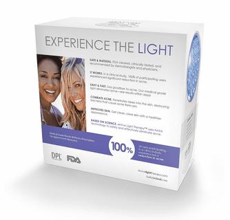 reVive Light Therapy Essentials - Acne Treatment LED Light Therapy