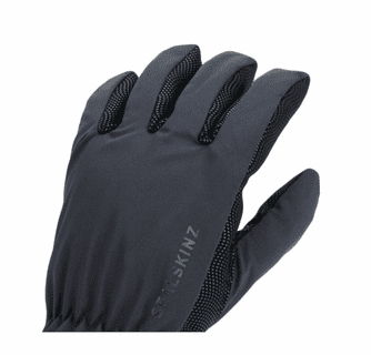 SealSkinz Men's Waterproof All Weather Lightweight Gloves