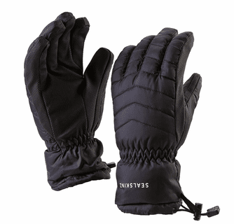 SealSkinz Men's Waterproof Extreme Cold Weather Down Gloves