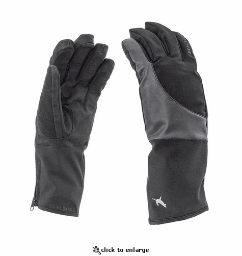 SealSkinz Waterproof Cold Weather Reflective Cycle Gloves