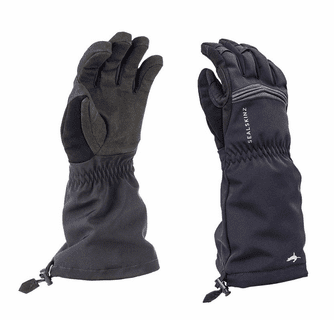 SealSkinz Waterproof Extreme Cold Weather Reflective Gauntlets