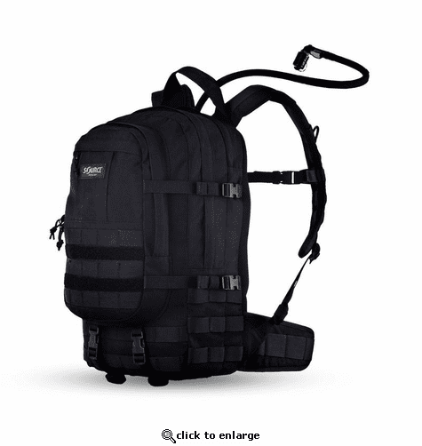 Source Tactical Assault 20L Tactical Backpack with 3L Hydration Bladder
