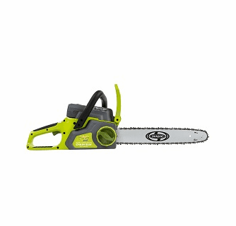Sun Joe iON 40 V 4.0 Ah 16-Inch Cordless Chain Saw