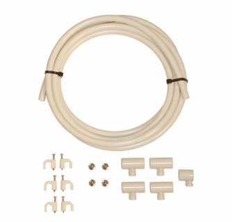 """Sunpentown 3/8"""" Extension Kit with 4 Nozzles - 10 ft Hose"""