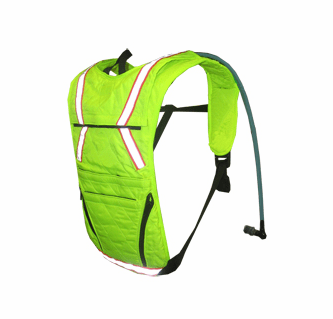 Techniche Gulpz Personal Hydration System with HyperKewl Cooling Fabric