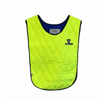 TechNiche TechKewl 6550T Evaporative Cooling Pullover Vest Powered by HyperKewl Plus