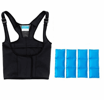 ThermApparel UnderCool Low-Profile Phase Change Cooling Vest