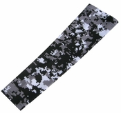 Black Digital Camo Compression Arm Sleeves