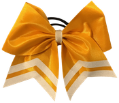 Bright Yellow Gold Sport Bow