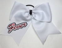 Fever Fast Pitch Sport Hair Bow