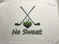 New Golf Sweat Towel