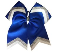 Royal Glitter Loop and Tail