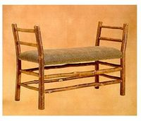 Benches & Settee's by Old Hickory