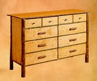 Old Hickory Classic 8-Drawer Mule Chest