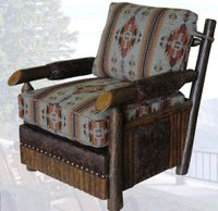 Old Hickory Cody Club Chair