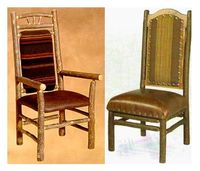 Dining Chairs by Old Hickory