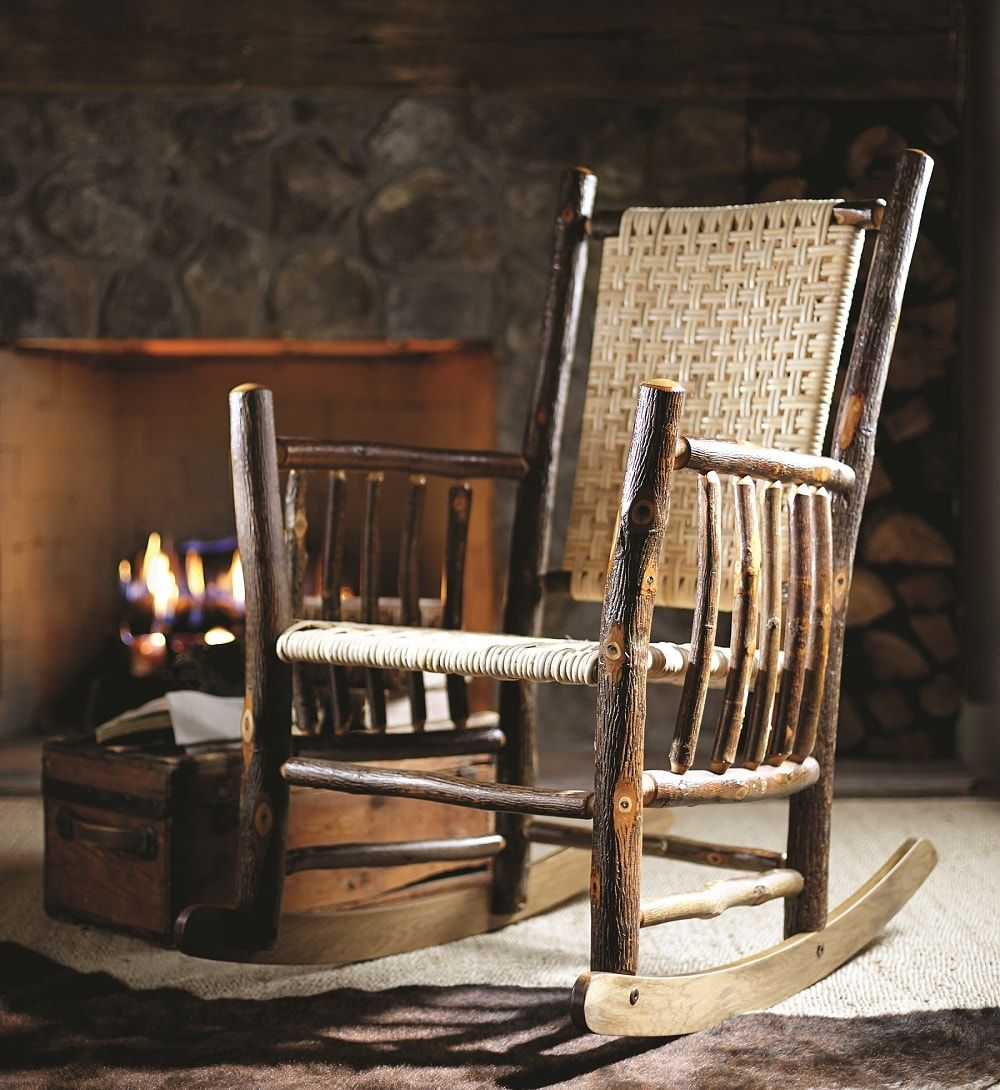 Old Hickory Furniture Rocking Chair