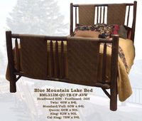 Old Hickory Blue Mountain Lake Bed