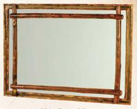 Old Hickory Retreat Mirror