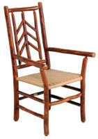 Old Hickory Smoky Mountain Dining Arm Chair
