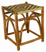 Old Hickory Sun Valley Outdoor Side Table