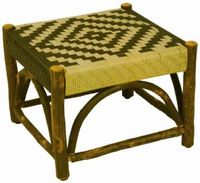Old Hickory Sun Valley Single Outdoor Bench