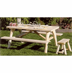 "24"" Straight Bench - Set of 2"