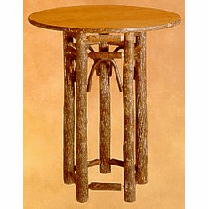 "36"" Hoop Bistro Table"