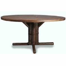 "54"" Pedestal Table"