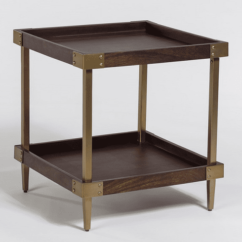 Alder And Tweed Avenue End Table