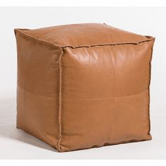 Alder and Tweed Barret Small Pouf Ottoman
