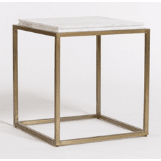 Alder and Tweed Beckett End Table