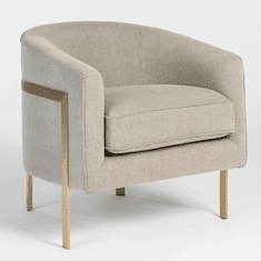 Alder and Tweed Collins Occasional Chair