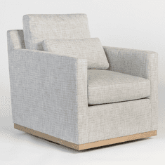 Alder and Tweed Denton Swivel Occasional Chair
